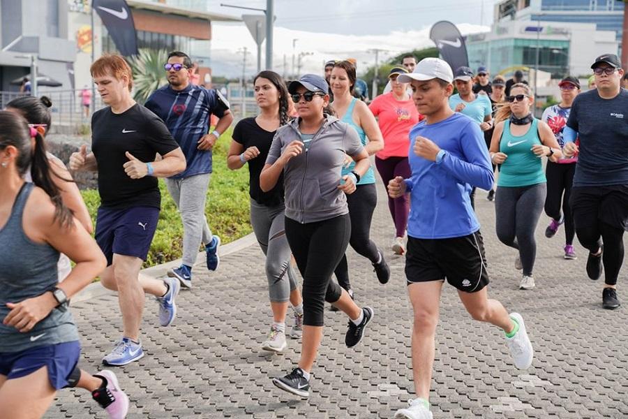 Nike Costa Rica organiza evento para corredores