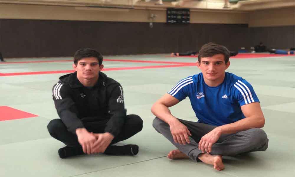 Judocas costarricenses con Tokio 2020 en la mira