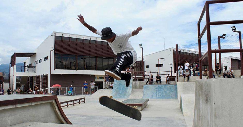 Penúltima fecha del Campeonato Nacional de Skateboard promete gran competencia