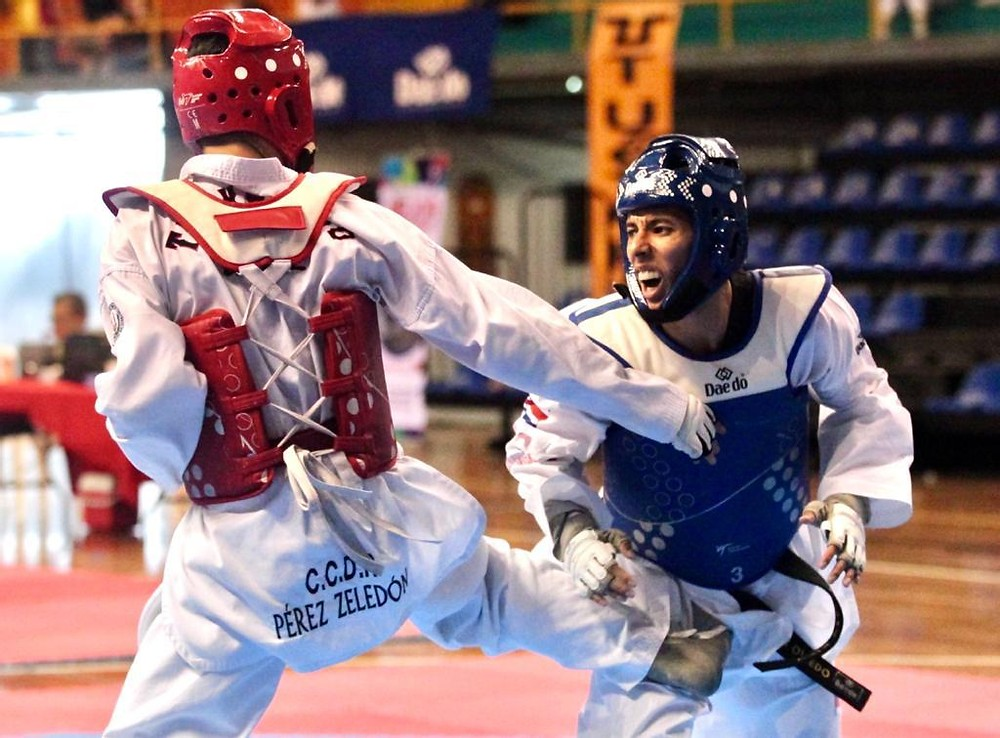Más de 500 taekwondistas lucharon en Torneo Selectivo para la preselección nacional