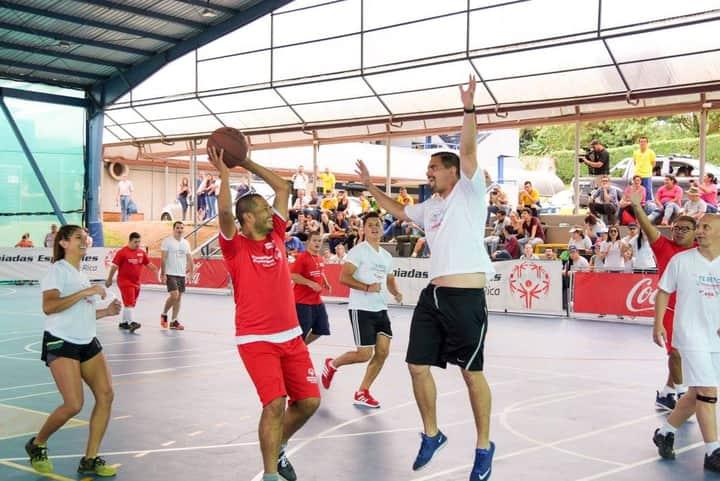UACA y OECR se unen para ayudar atletas especiales