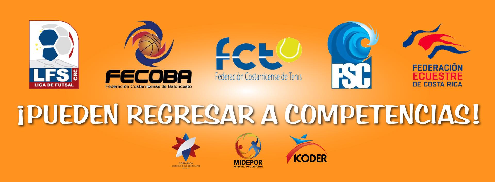 Autorizan competencias a cinco nuevas disciplinas deportivas