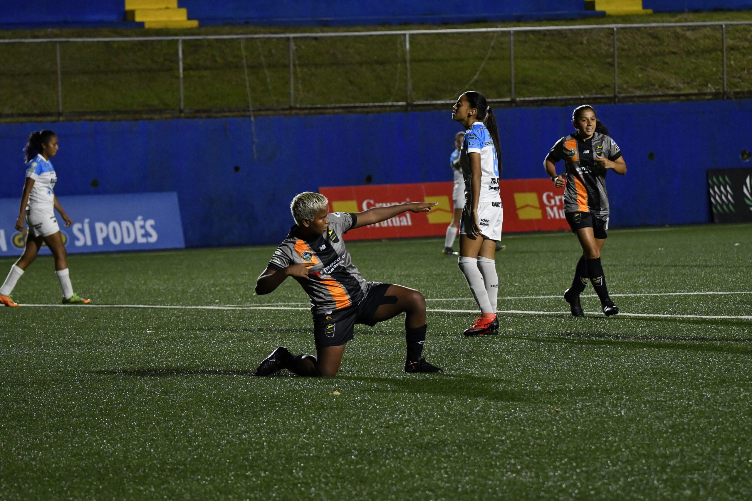 Dimas Escazú busca su clasificación con el gane 5 – 0 ante el Municipal Pococí