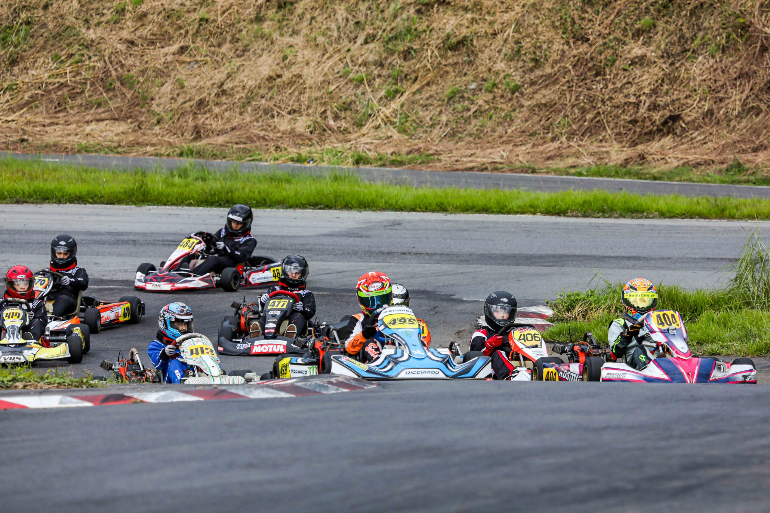 Regresó el Costa Rica Kart Championship