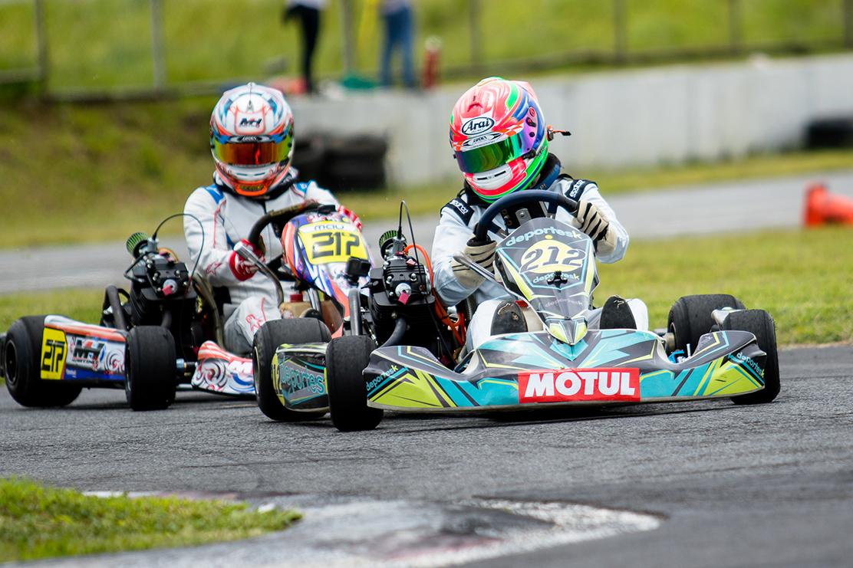 ¡Kartistas iniciarán el Costa Rica Kart Championship 2020!