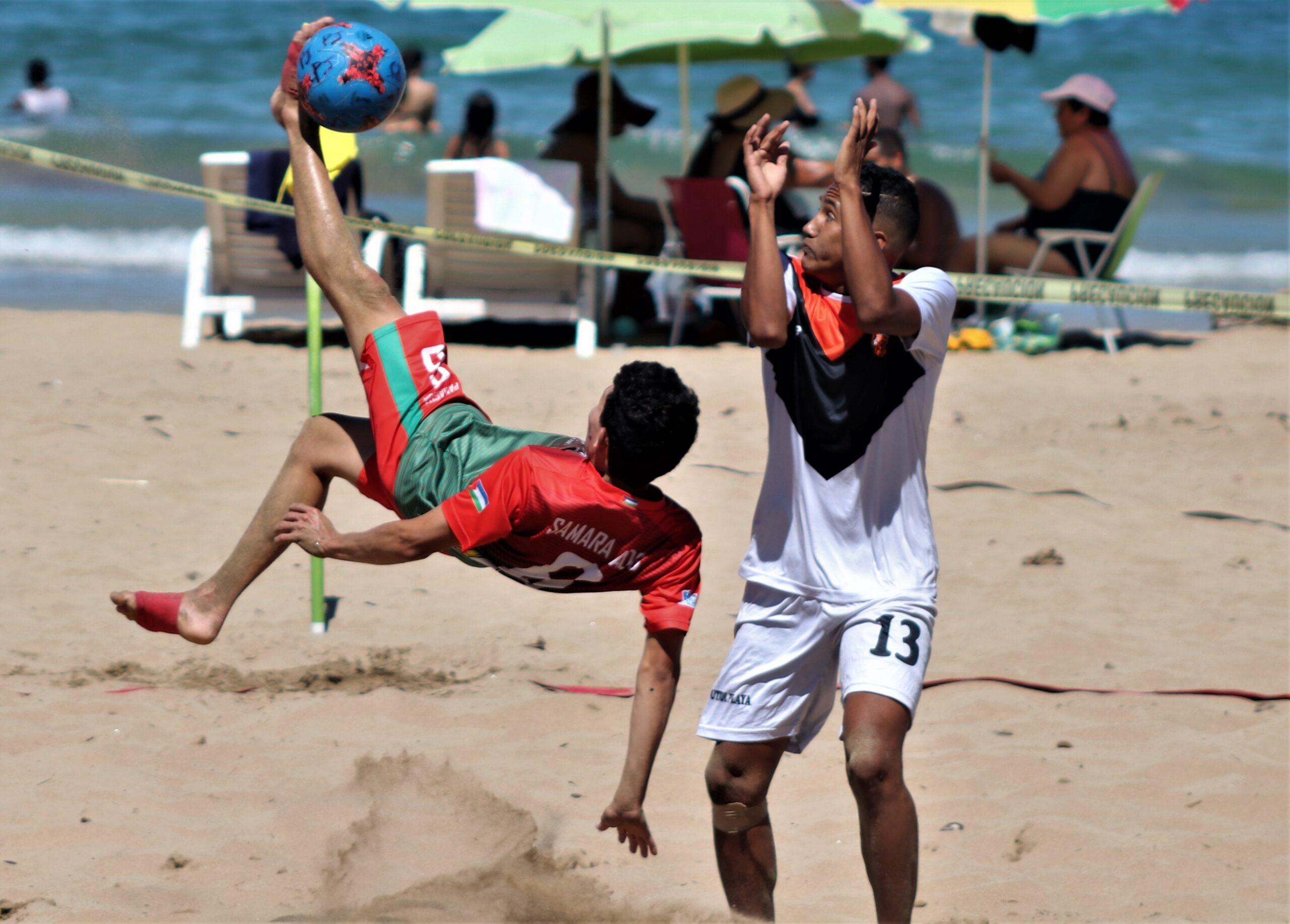 Ministerio del Deporte da luz verde para el regreso de Fútbol Playa