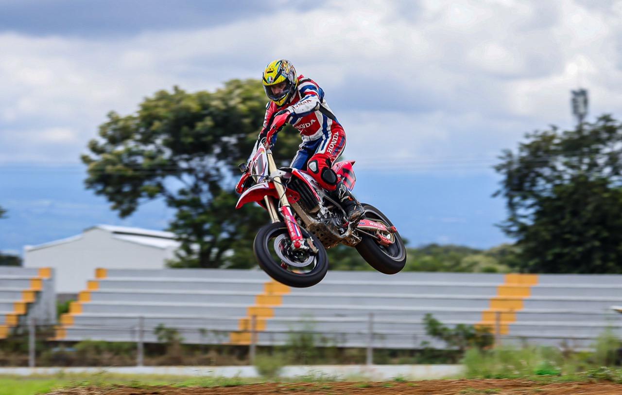 Campeonato Nacional de Motovelocidad se retomó con éxito