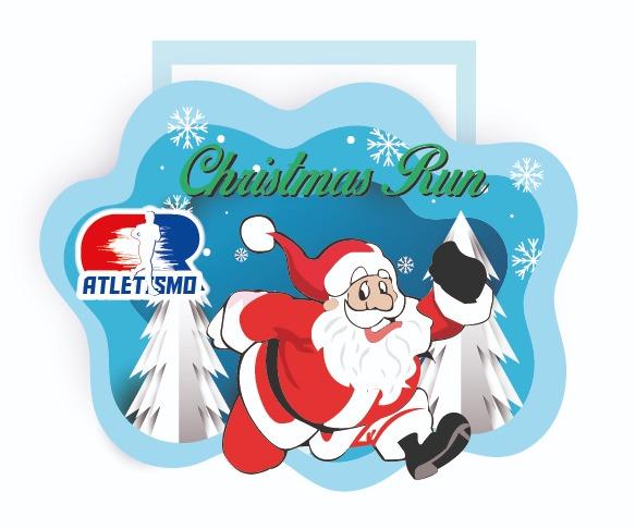 La carrera que abre la Navidad