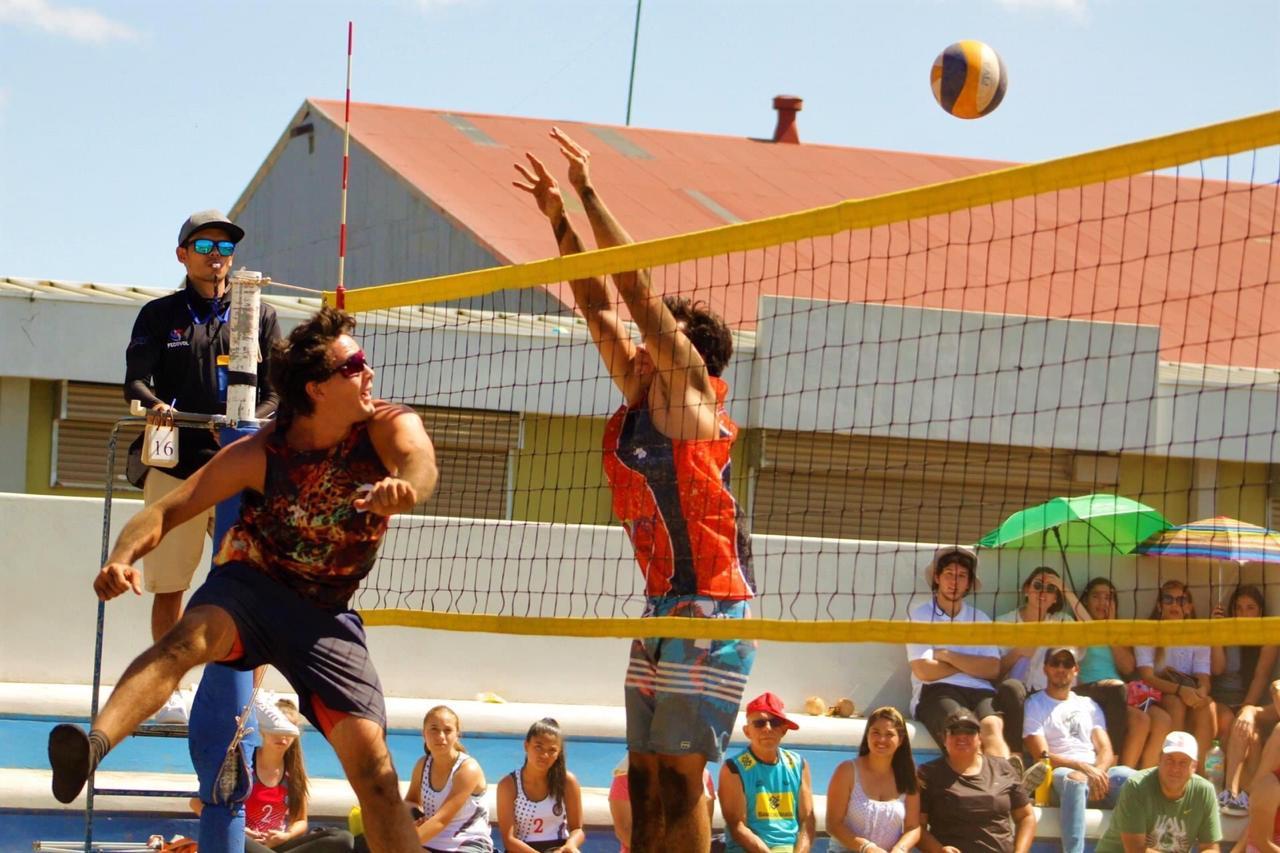 Campeonato Nacional de Voleibol Playa sin campeón