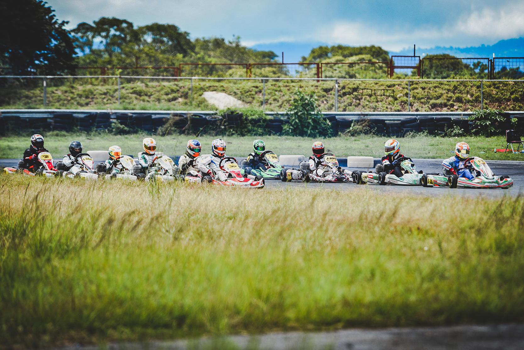 El kartismo costarricense será parte de los FIA Motorsport Games 2021