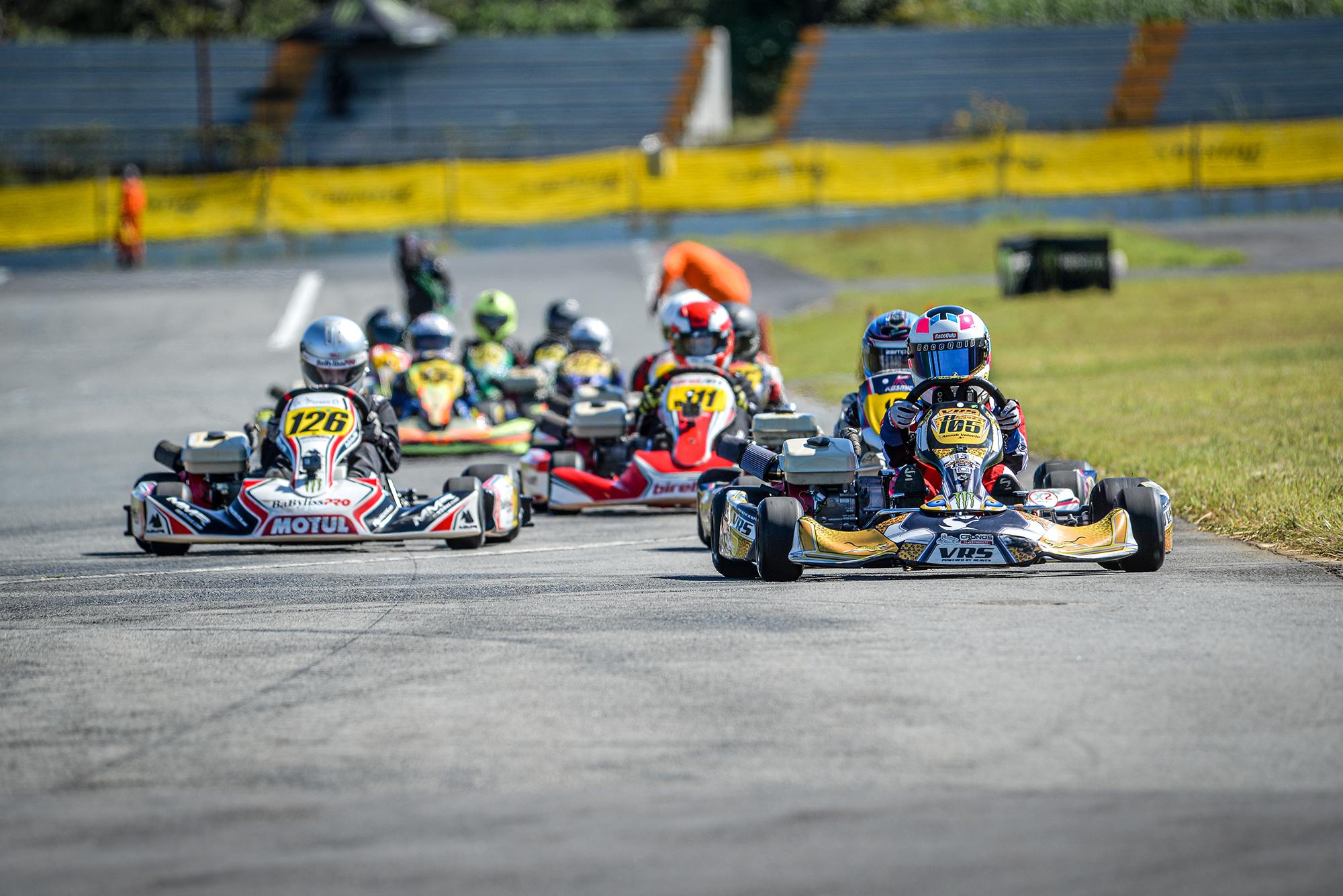 Niños podrán participar en el Curso de Kartismo que brindará becas para el Costa Rica Kart Championship