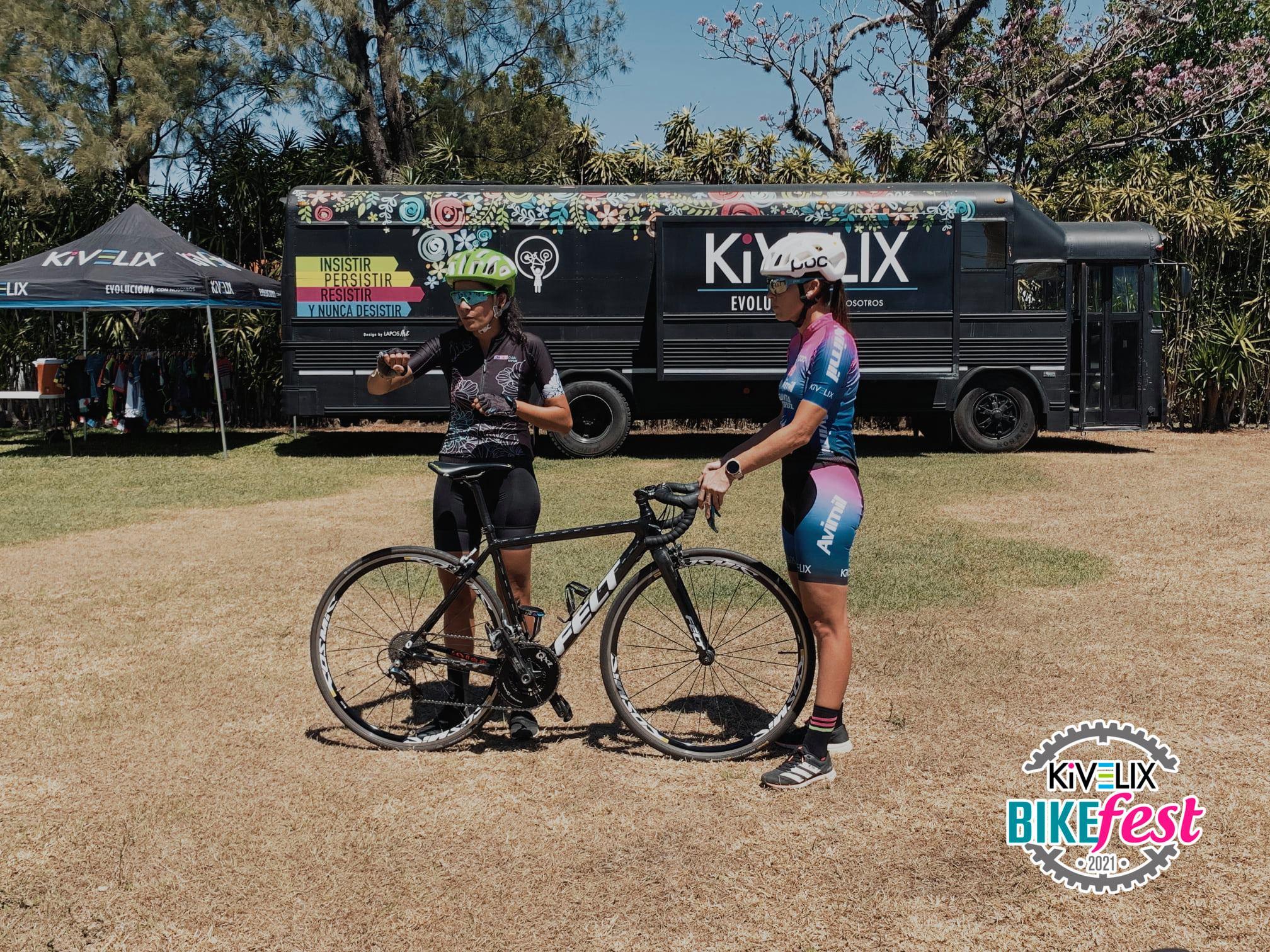 Kivelix Trophy: primer evento de MTB por etapas exclusivo para mujeres