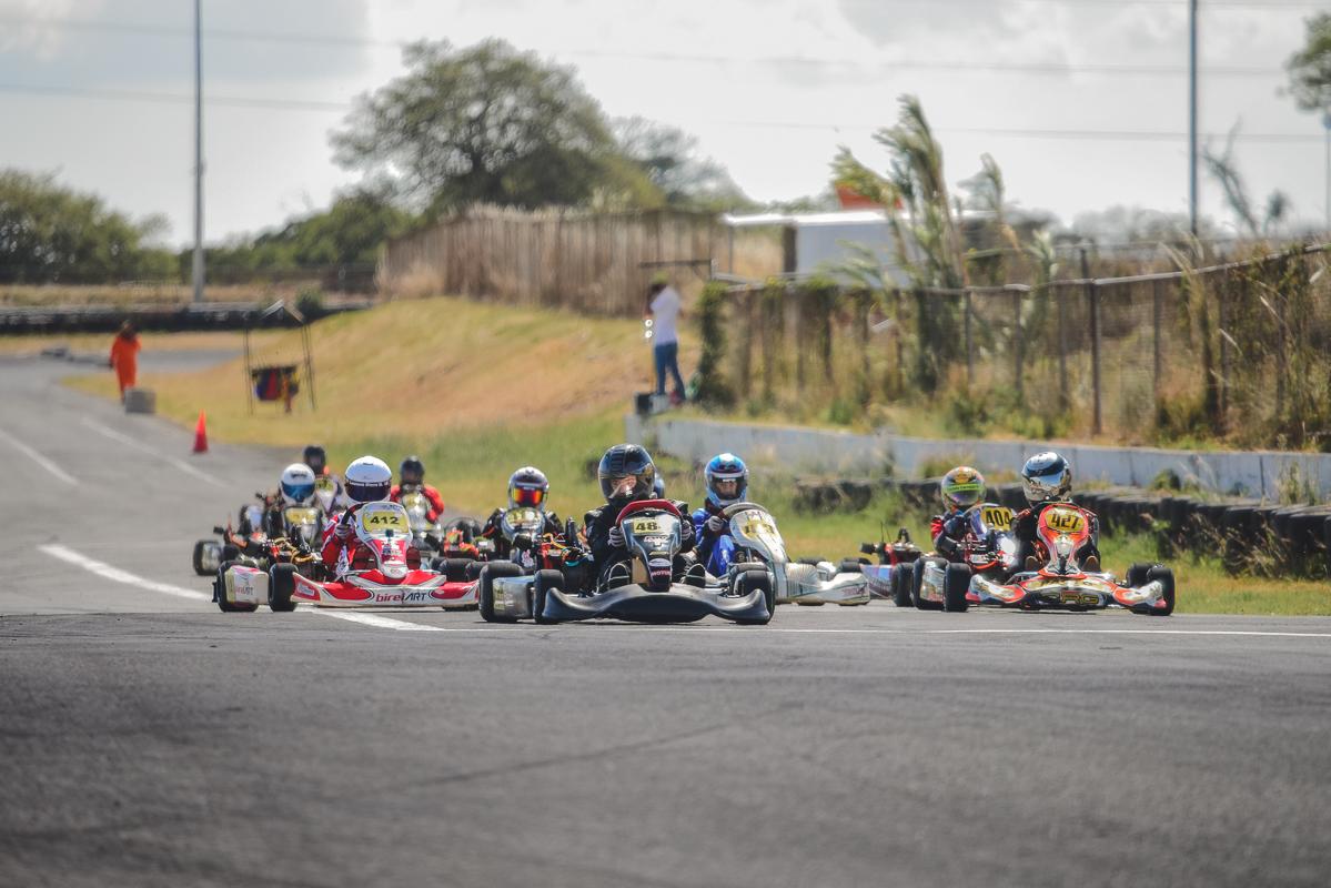 60 pilotos fueron parte de la Segunda Fecha del Costa Rica Kart Championship