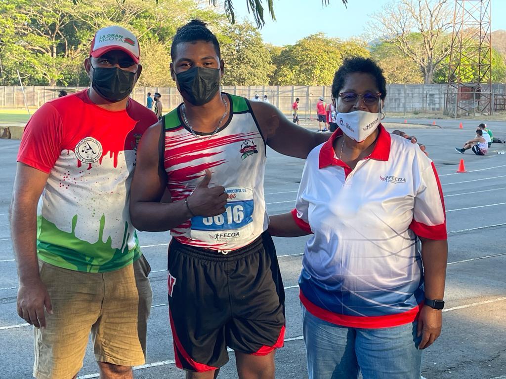 Guanacastecos brillaron en el 2do Torneo Inter-Regional de Atletismo con cede en Santa Cruz