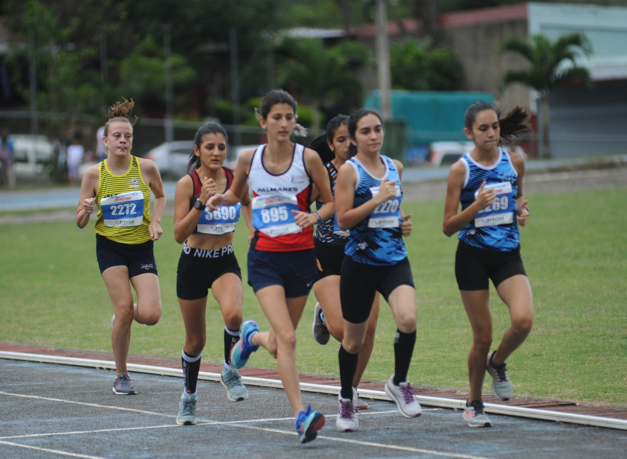 Regreso del atletismo a Tilarán cierra con gran éxito
