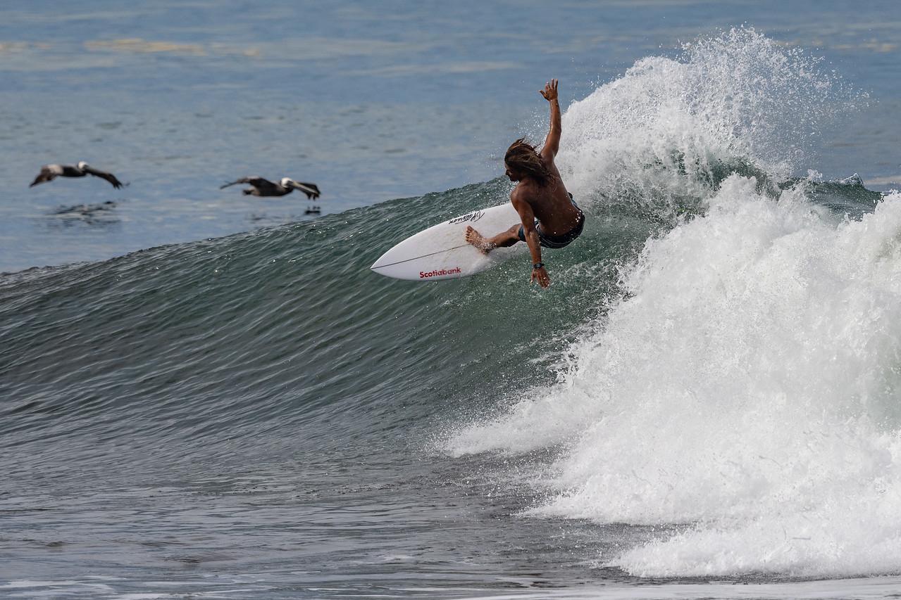 Scotiabank patrocinará a la Selección Nacional de Surf Open de cara al último  torneo clasificatorio para las Olimpiadas