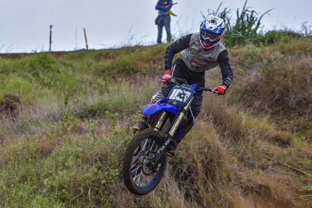 Justin Alvarado dominó La Olla y lidera el Campeonato Nacional de Motocross
