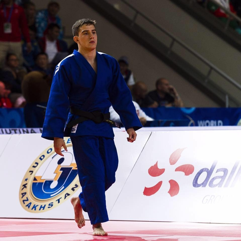 Ian Ignacio Sancho triunfa de gran forma en Kazan y está a un paso de Tokio