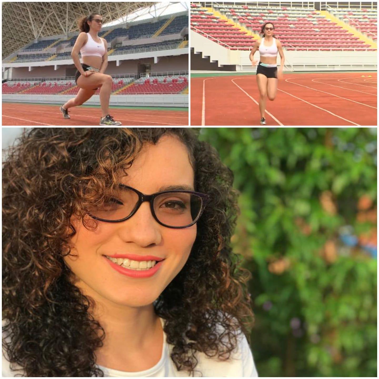 Melissa Calvo clasifica a los Juegos Paralímpicos de Tokio 2020