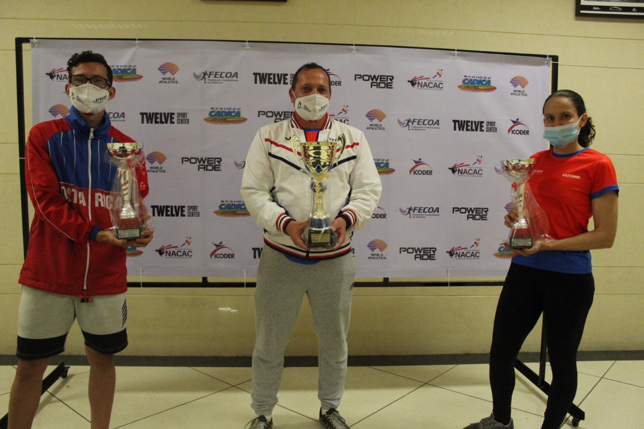 Costa Rica Campeón Absoluto del Centroamericano de Atletismo