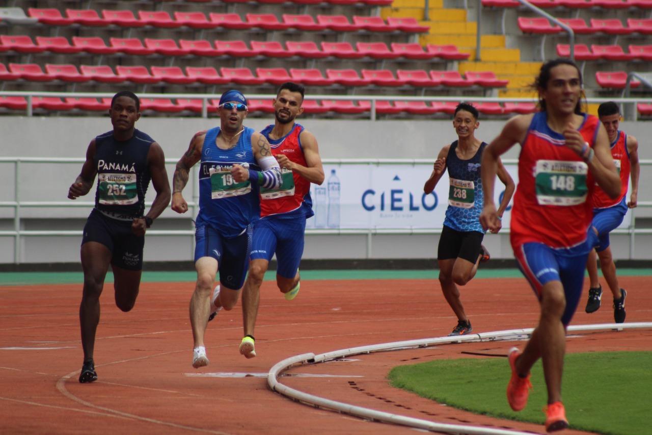 Costa Rica se adueña del segundo lugar en el Campeonato NACAC- CRC 2021