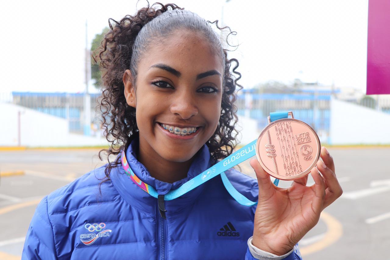 Neshy Lee Lindo cumplirá el sueño olímpico
