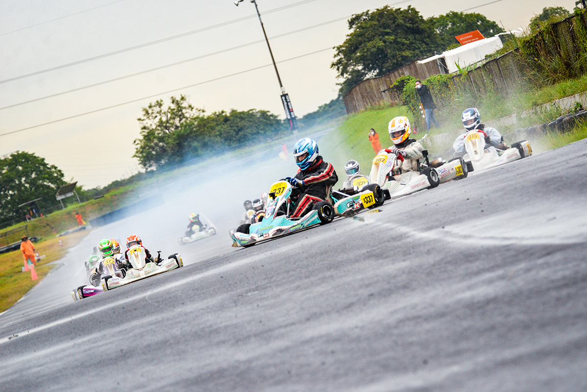 Segunda jornada del Campeonato Nacional de Kart Championship está a la vuelta del circuito