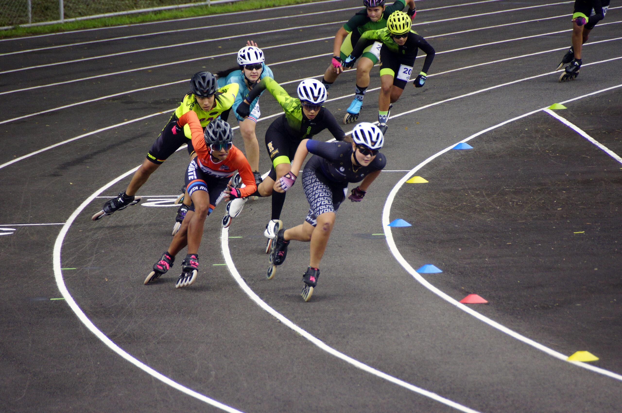 Tilarán recibirá el Campeonato Nacional de Patinaje de Carreras