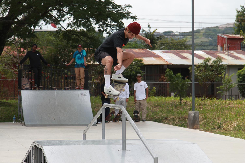 Skaters de Costa Rica regresan a las pistas