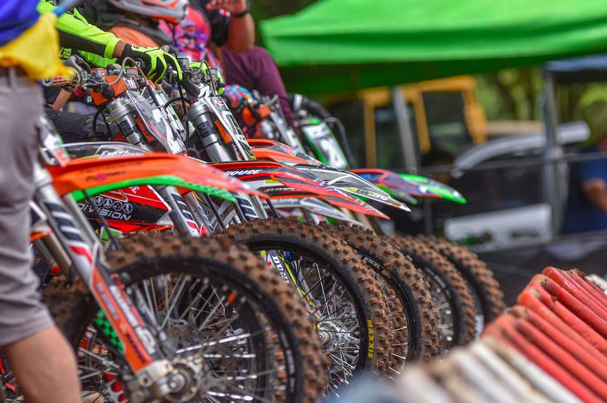 Calientan motores para la Quinta fecha del Campeonato Nacional de Motocross Belray 2021