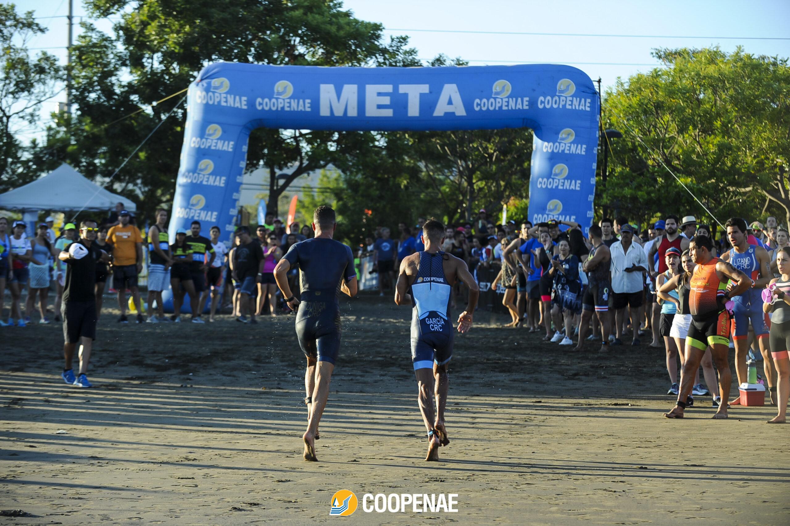 Hacienda Pinilla recibirá la Serie de Triatlón Coopenae este fin de semana