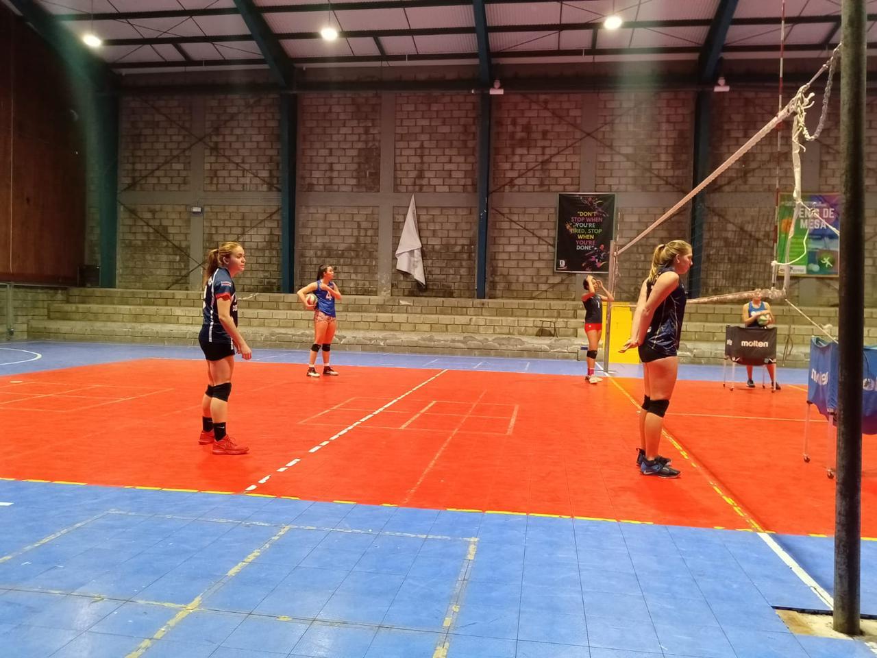 Selección Nacional Sub23 de Voleibol femenino busca clasificación a los Juegos Panamericanos de la Juventud