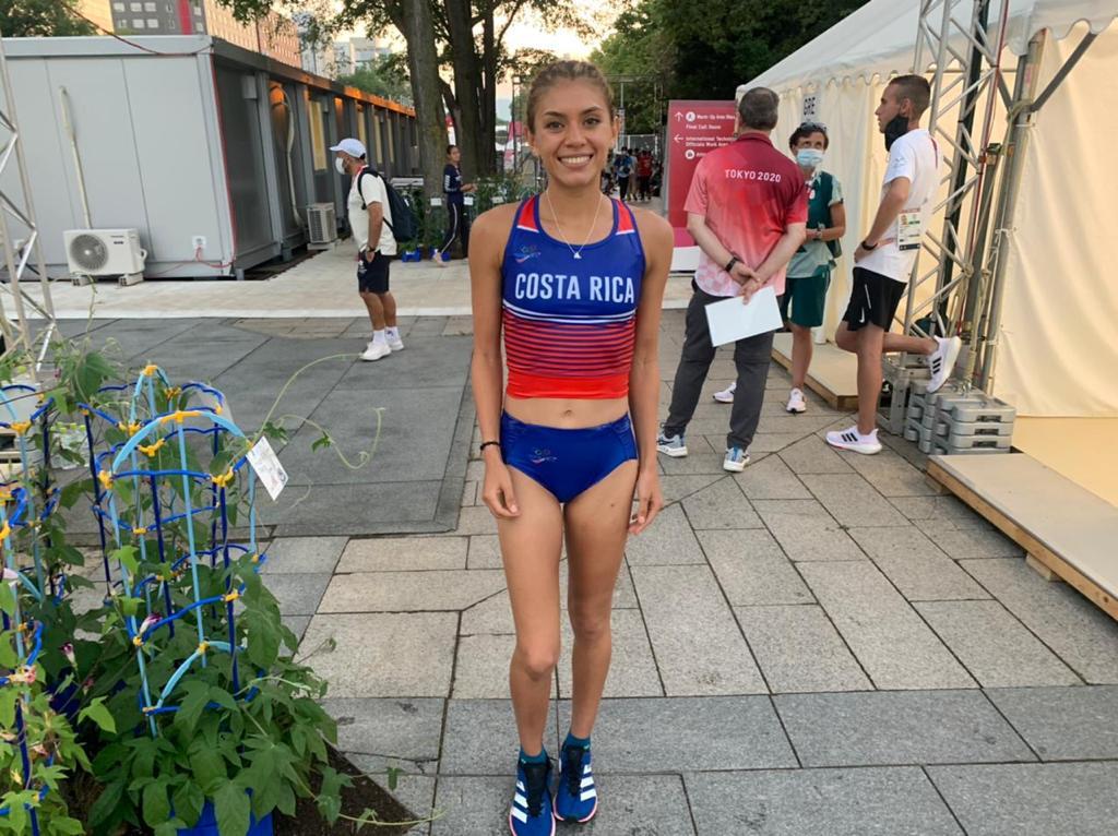 Noelia Vargas, una de las mejores 25 del mundo en los 20 kilómetros marcha