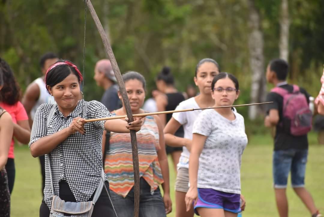 Proyecto de la Federación Deportiva y Recreativa de los Pueblos Indígenas busca organizar Juegos Deportivos Nacionales Ancestrales