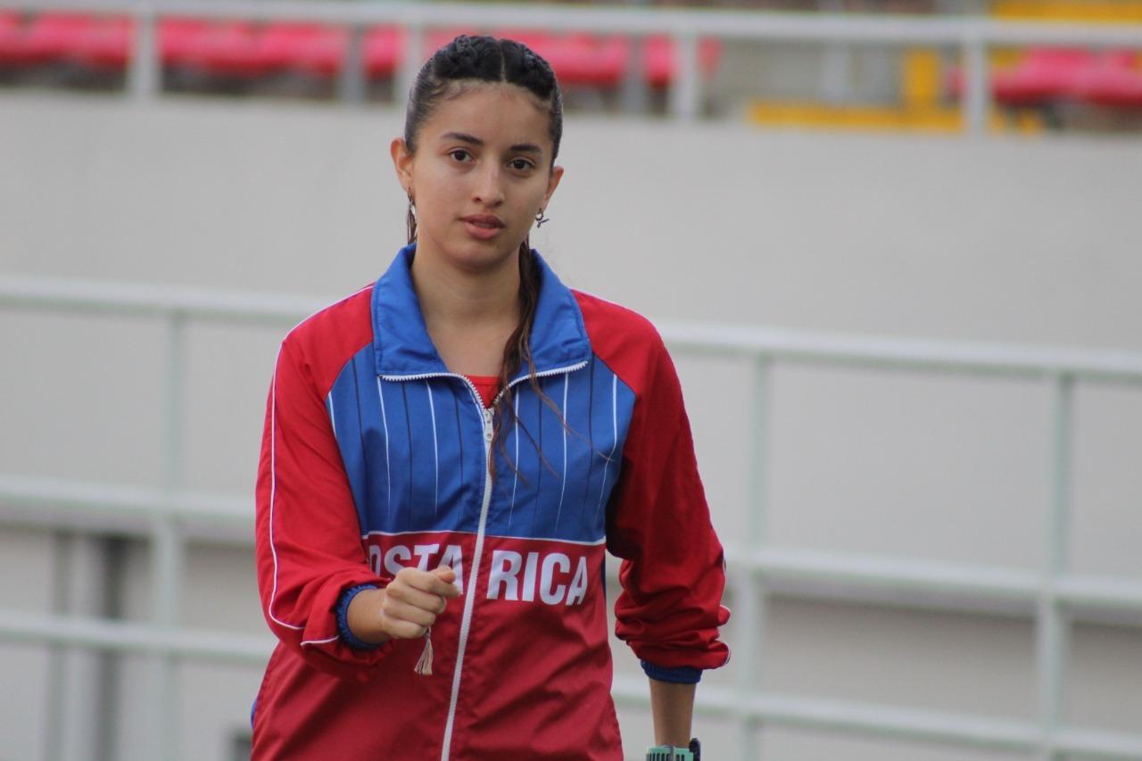 Dos jóvenes atletas representarán a Costa Rica en el Mundial de Atletismo