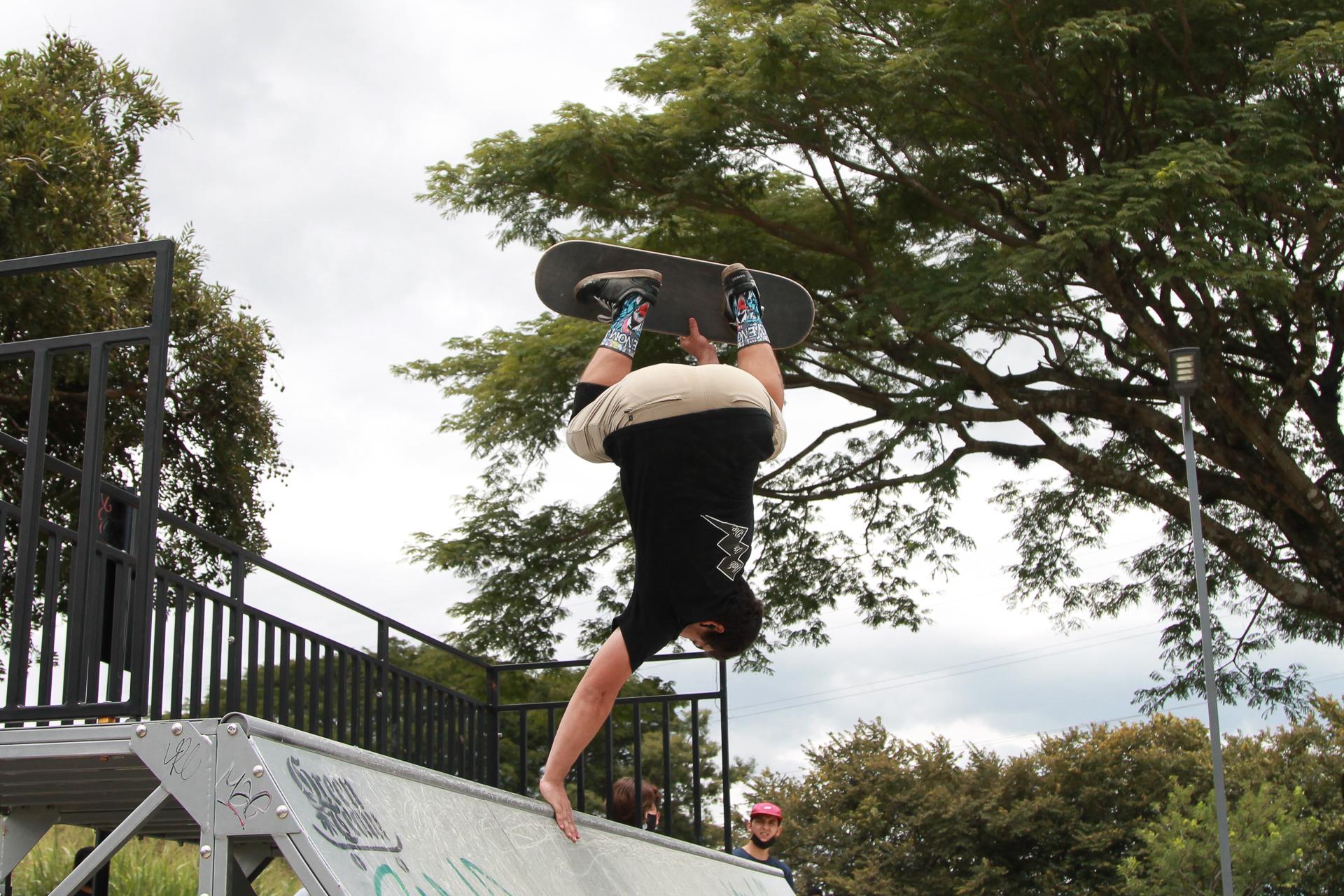 Skaters alistan sus patinetas para la segunda fecha de campeonato