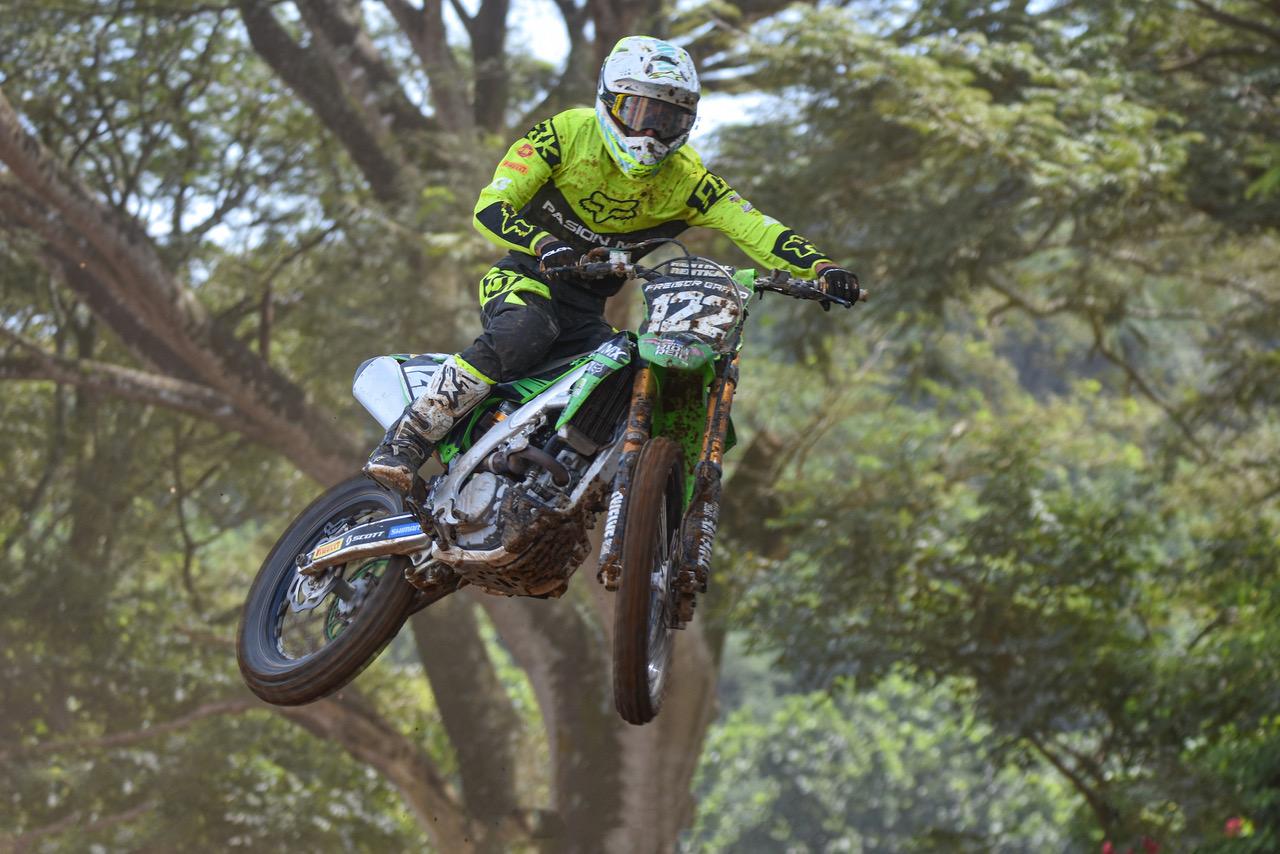 Motocross coronará sus primeros campeones este fin de semana en la Copa Kawasaki
